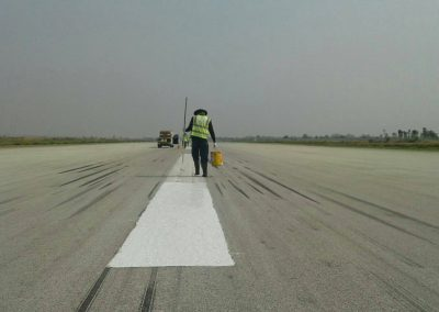 Airport Landscape maintenance